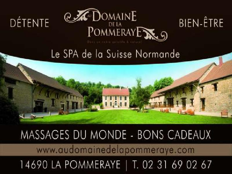 Au Domaine De La Pommeraye - Hotel en Normandie