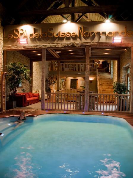 Hotel en normandie for Piscine lisieux horaires