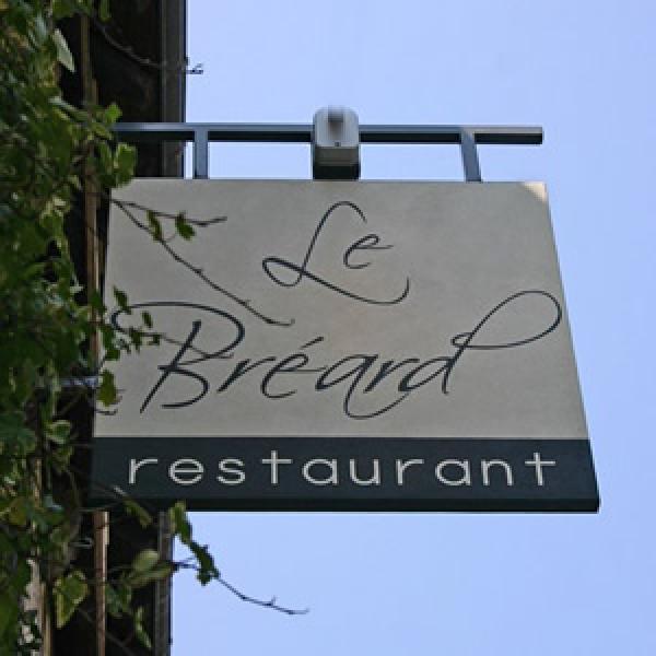 Restaurant honfleur le breard en plein coeur de honfleur for Restaurant jardin anglais