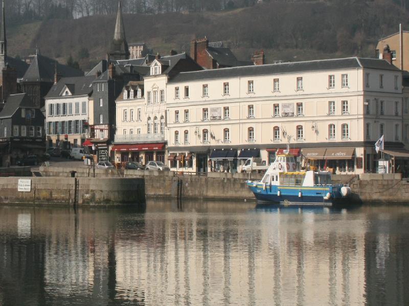 Hotel Le Cheval Blanc - Hotel en Normandie