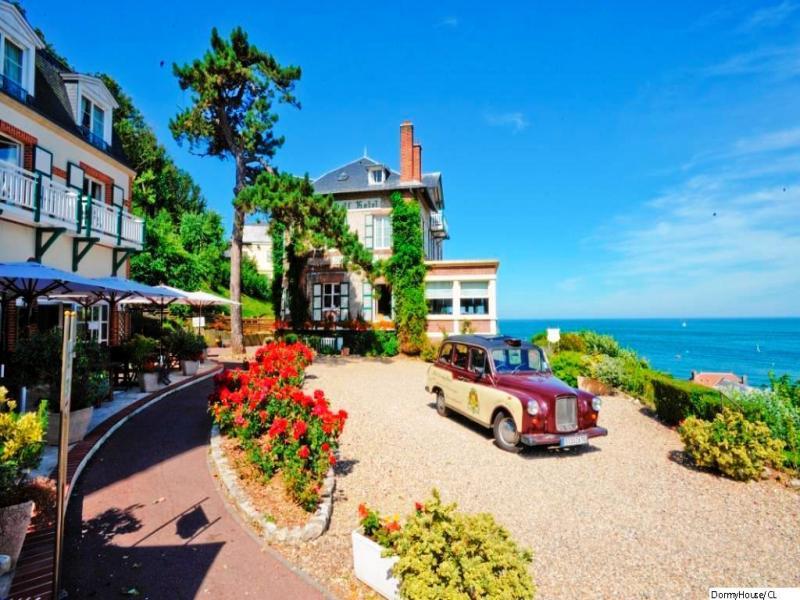 Hotel Le Dormy House - Hotel en Normandie