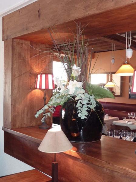 Restaurant L'Homme de Bois - RESTAURANT à Honfleur