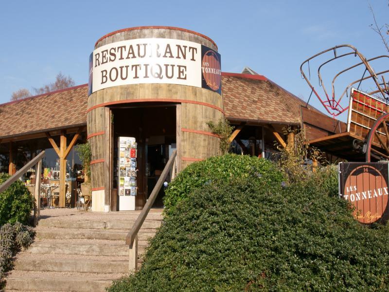 Restaurants Les Tonneaux - RESTAURANT à Honfleur