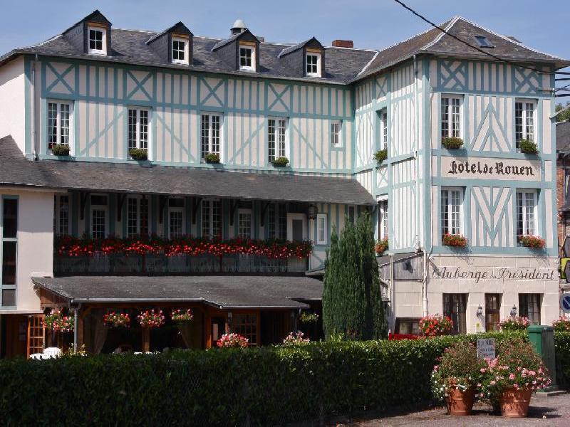 Auberge du Président (Deauville) - Hotel en Normandie