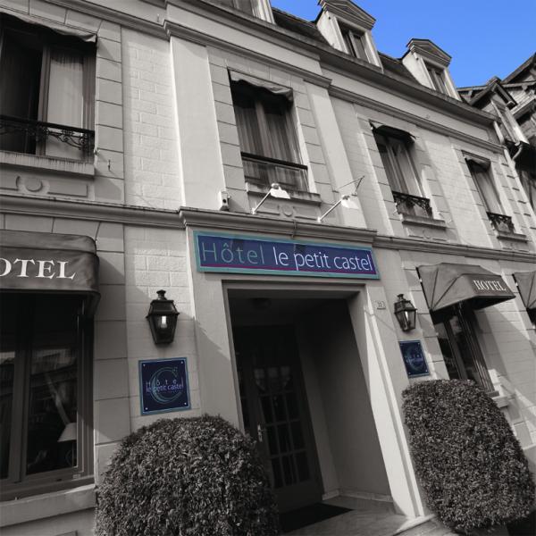 Hotel & Spa Le Petit Castel Beuzeville-Honfleur - Hotel en Normandie