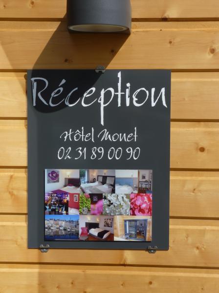 Hotel Monet - Hotel à Honfleur