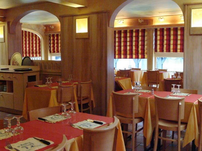 Restaurant Il parasole : Restaurants Deauville Trouville en Normandie