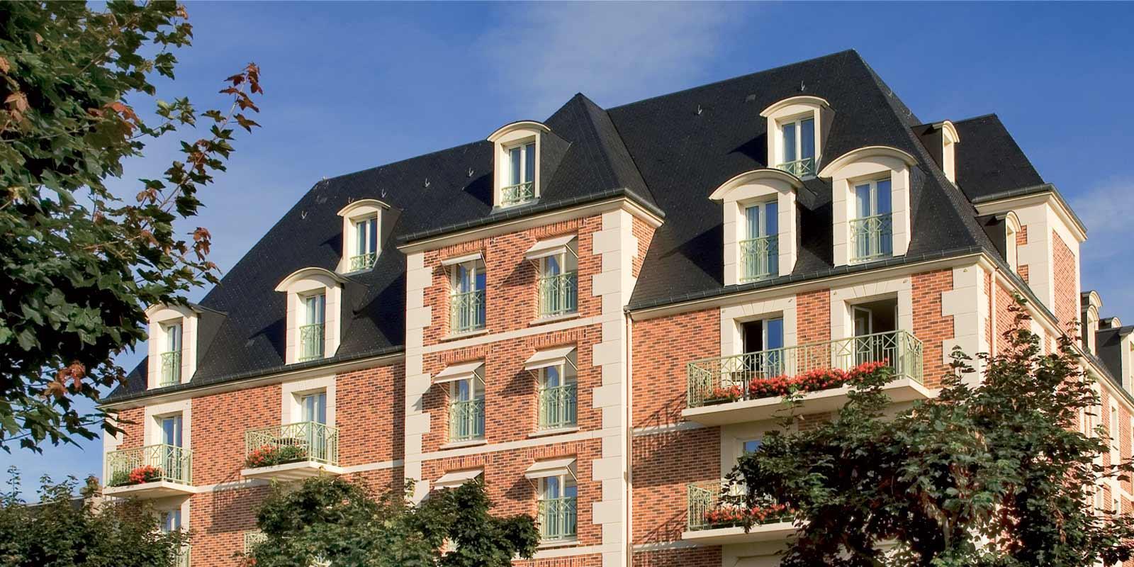 Hotel Résidence La Closerie Deauville - Hotel en Normandie
