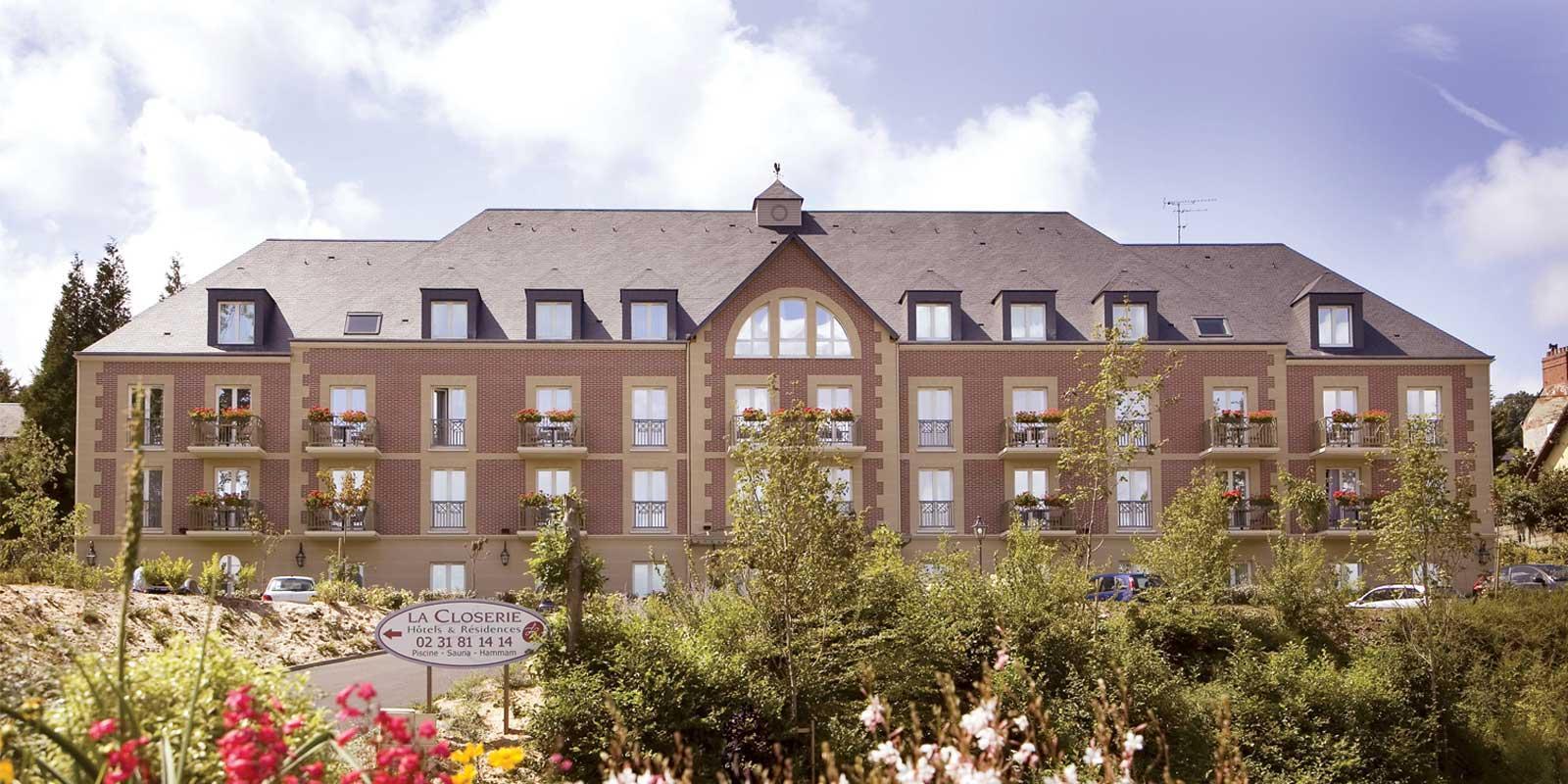 Hotel Honfleur La Closerie - Hotel en Normandie