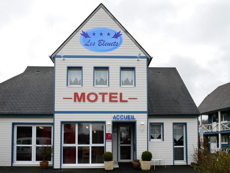 Motel les Bleuets - Hotel en Normandie