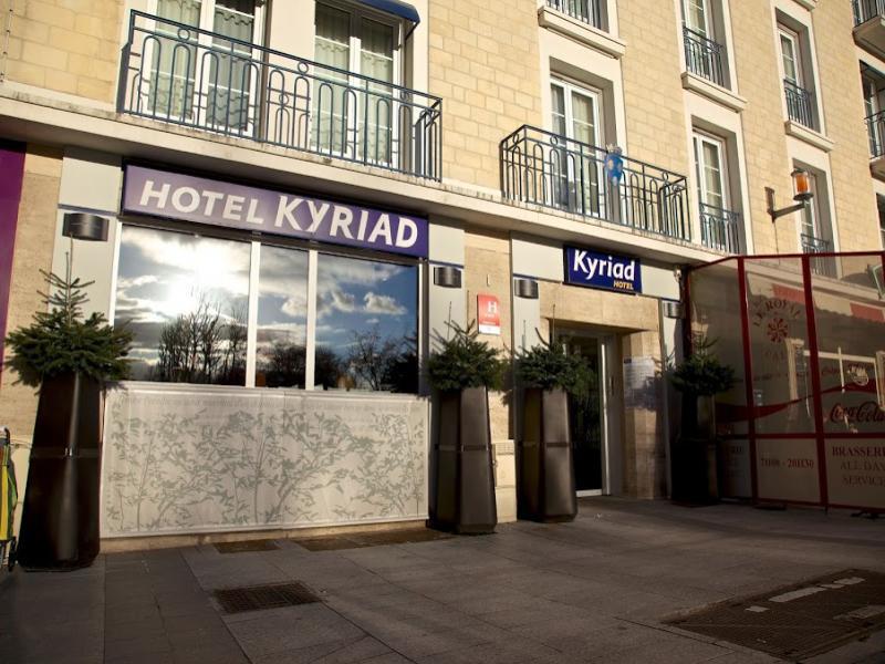 Kyriad Caen Centre - Hotel en Normandie