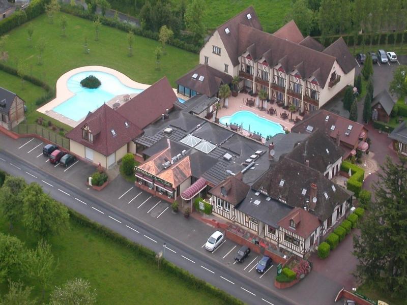 Hotel Le Clos Saint Gatien - Hotel en Normandie