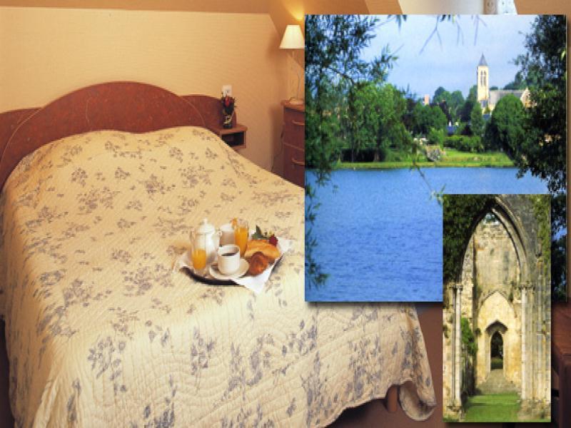 Hotel Le Relais de L'Abbaye - Hotel en Normandie