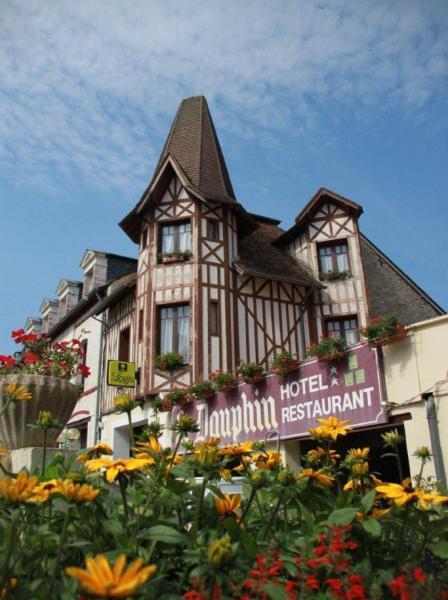 Hotel Le Dauphin - Hotel en Normandie