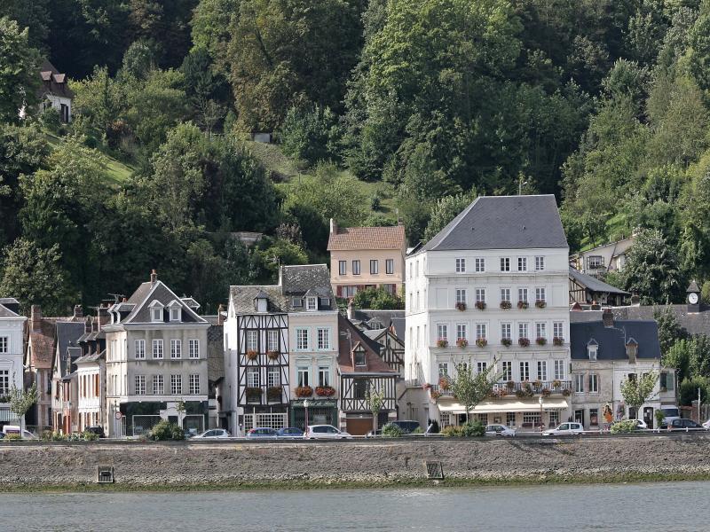 Hotel LE BELLEVUE - Hotel à Rouen