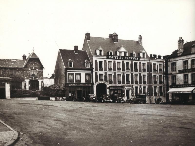 Hôtel du Dauphin - Hotel en Normandie