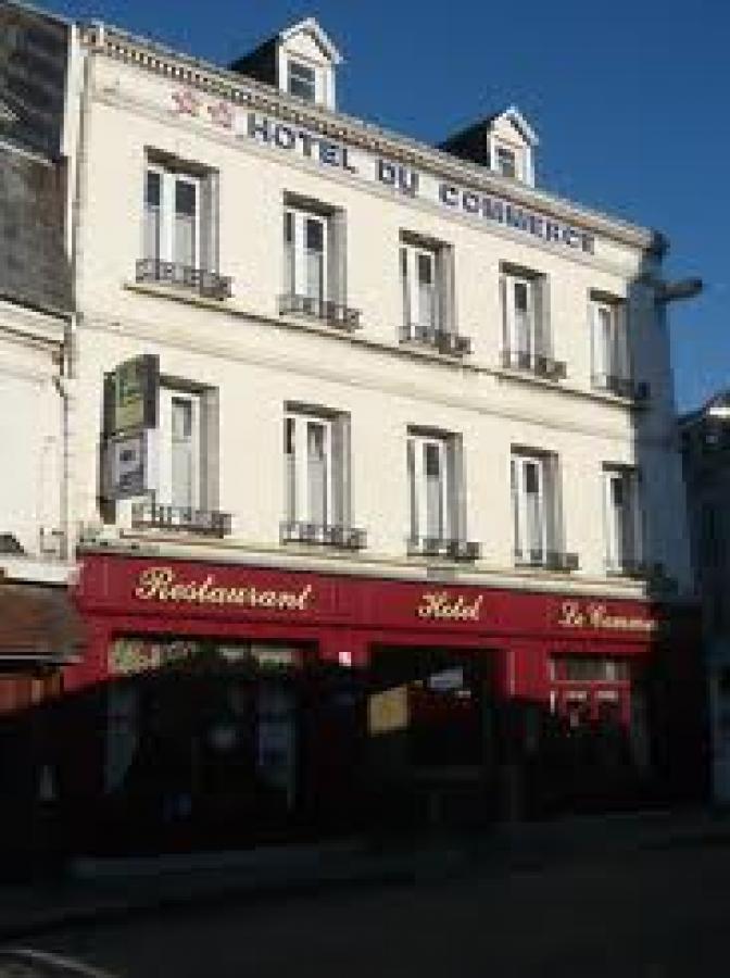 Hotel Le Commerce Fecamp - Hotel en Normandie