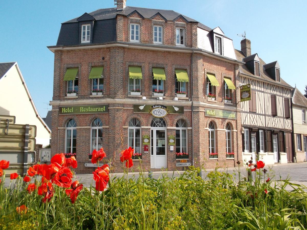 Hôtel Auberge de la Houssaye - Hotel en Normandie