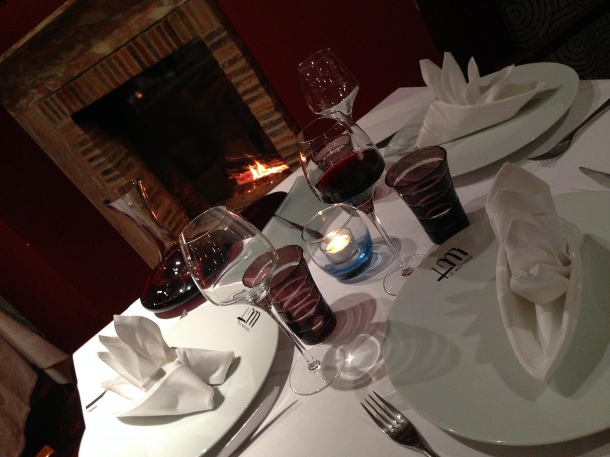 Restaurant Le Matisse - RESTAURANT à Deauville Trouville en Normandie