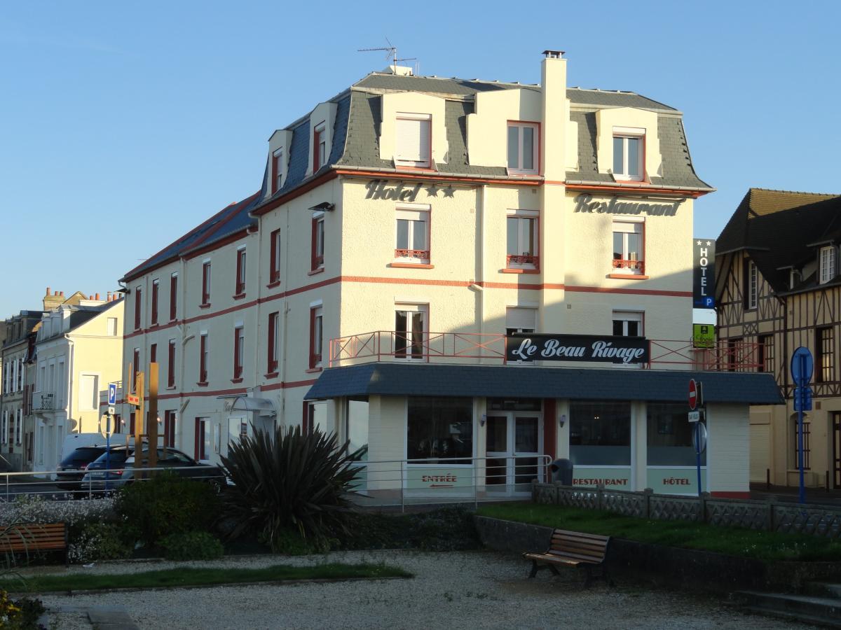 Hotel Beau Rivage - Hotel en Normandie