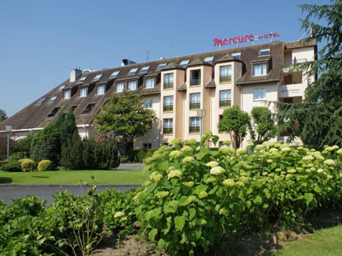 Hotel Mercure Deauville Pont l'Eveque - Hotel en Normandie
