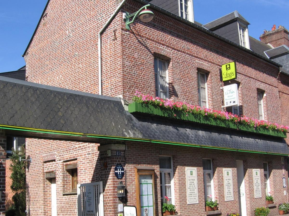 Hôtel La Paix - Hotel en Normandie
