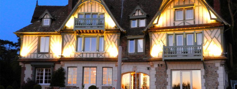 Hôtel Le Manoir des Impressionnistes - Hotel en Normandie