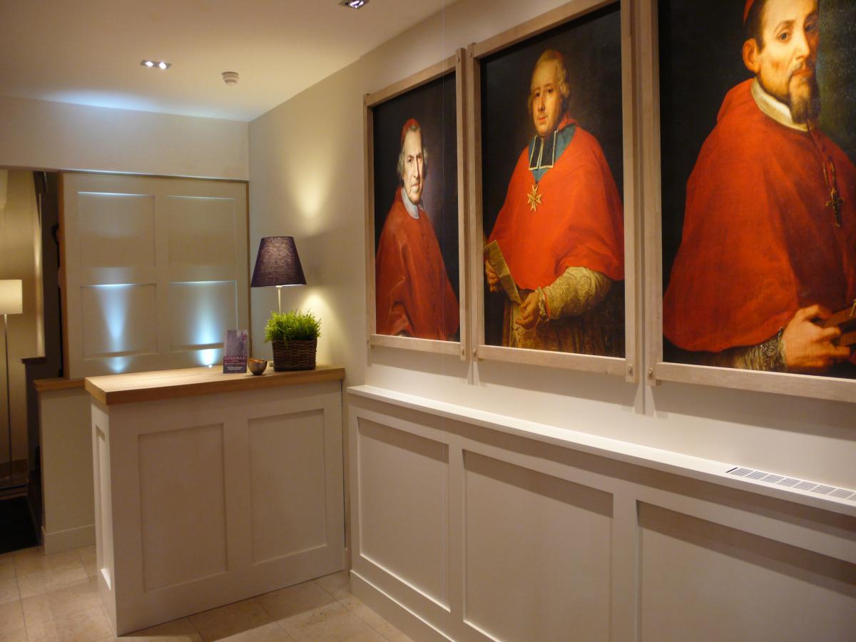 Hôtel Le Cardinal - Hotel en Normandie