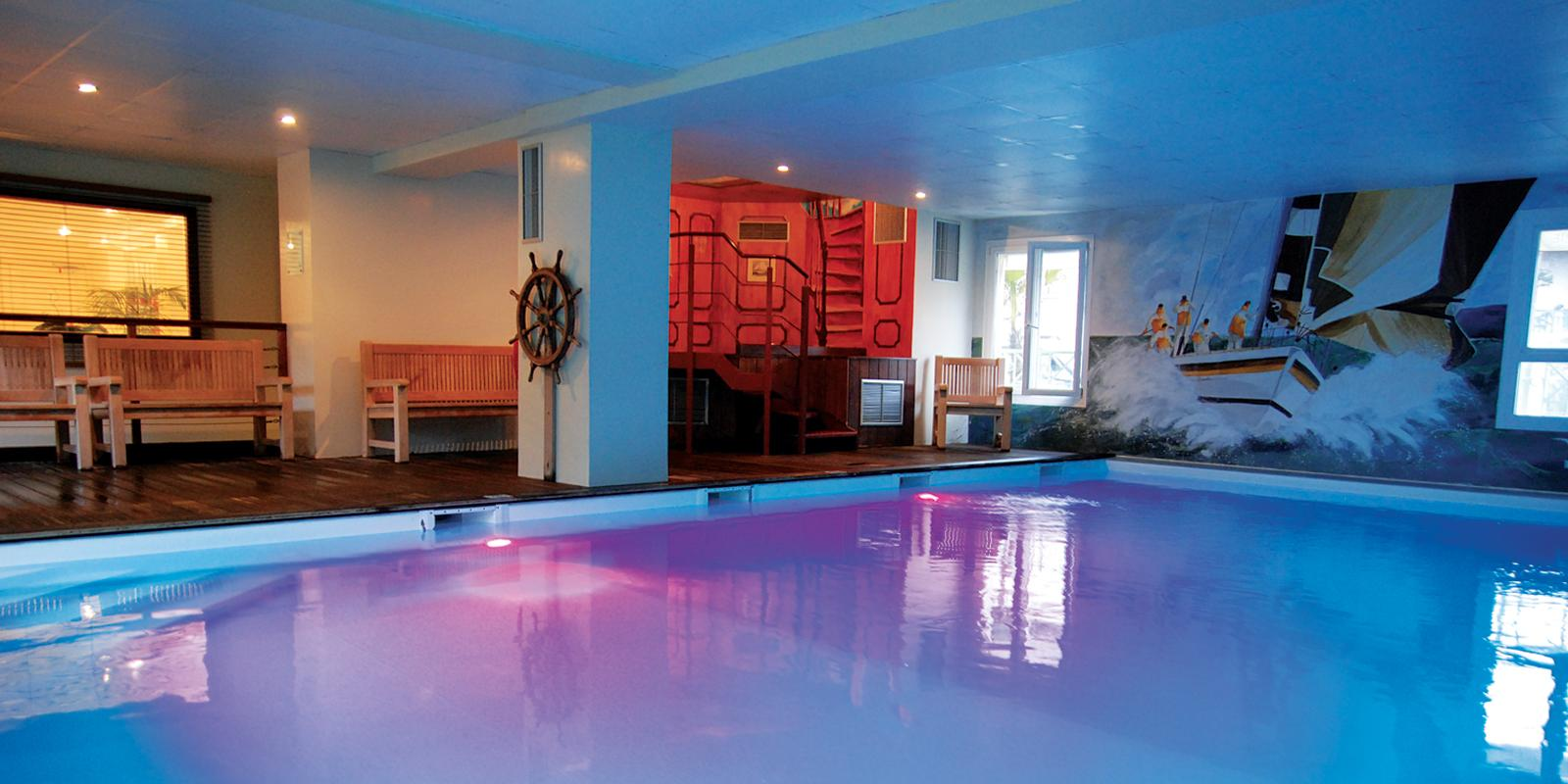 Hotel a honfleur - Hotel etretat piscine interieure ...
