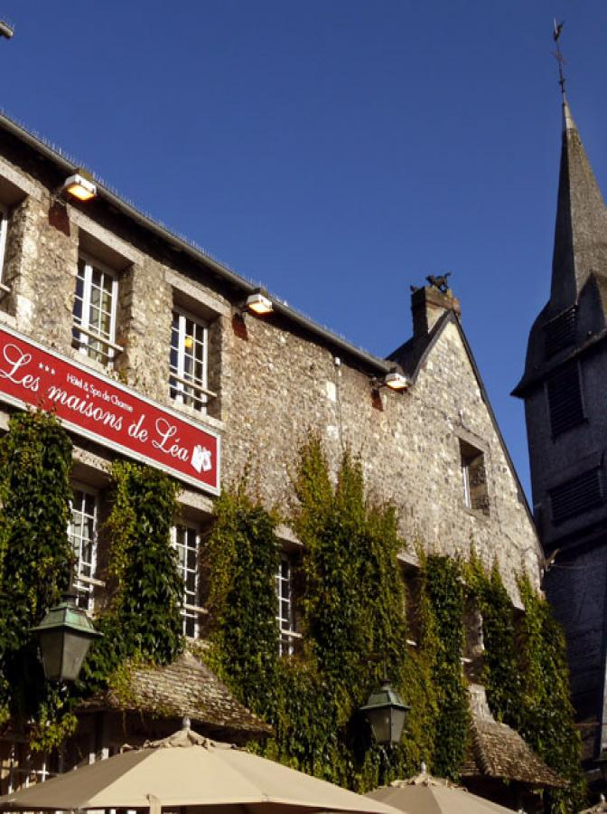 Hotel Les Maisons de Léa - Hotel en Normandie