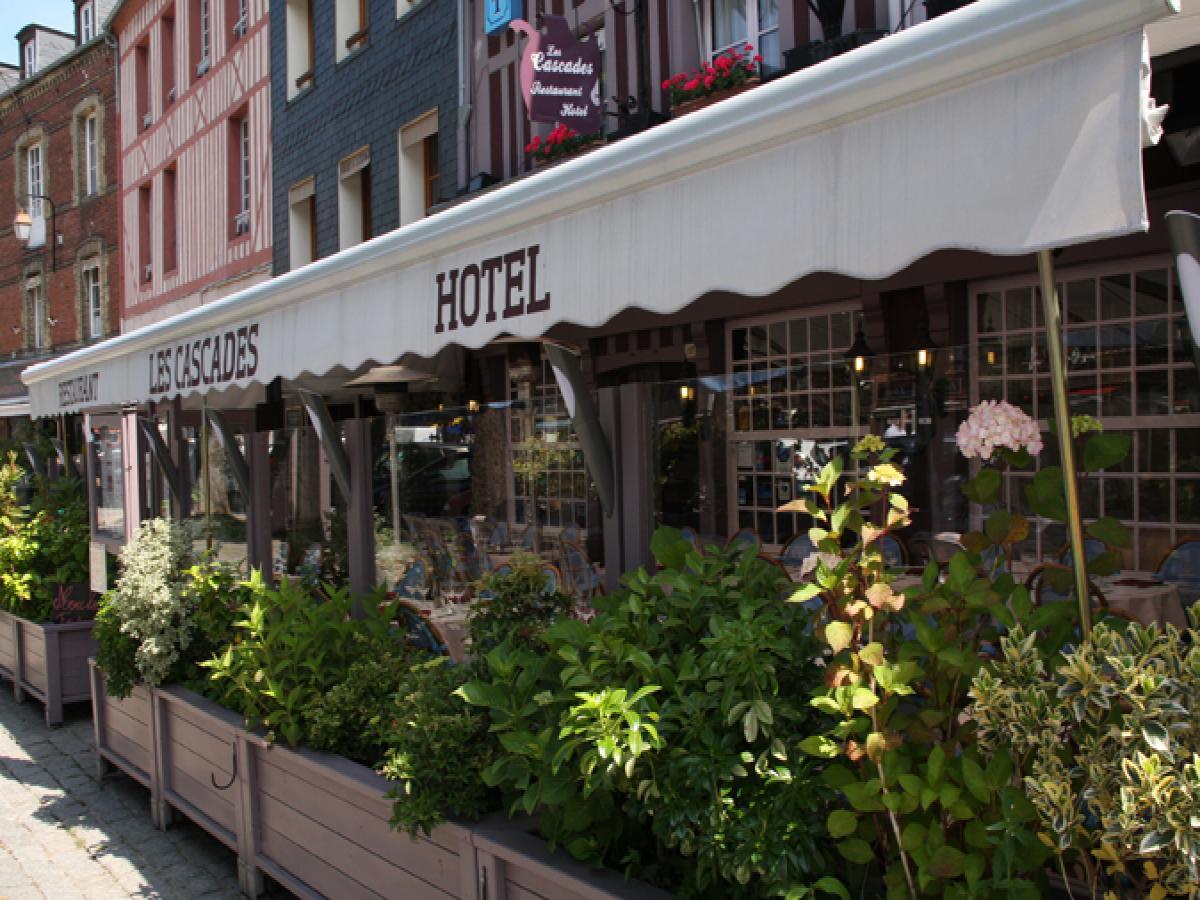 Hôtel Les Cascades - Hotel de charme en Normandie