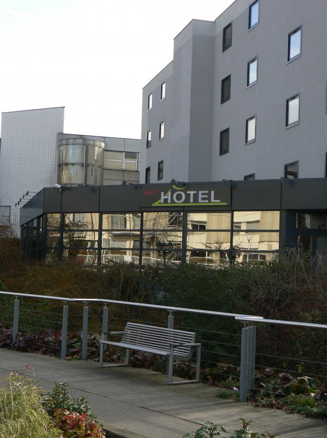 Brit Hotel Les 2 rivières - Hotel en Normandie
