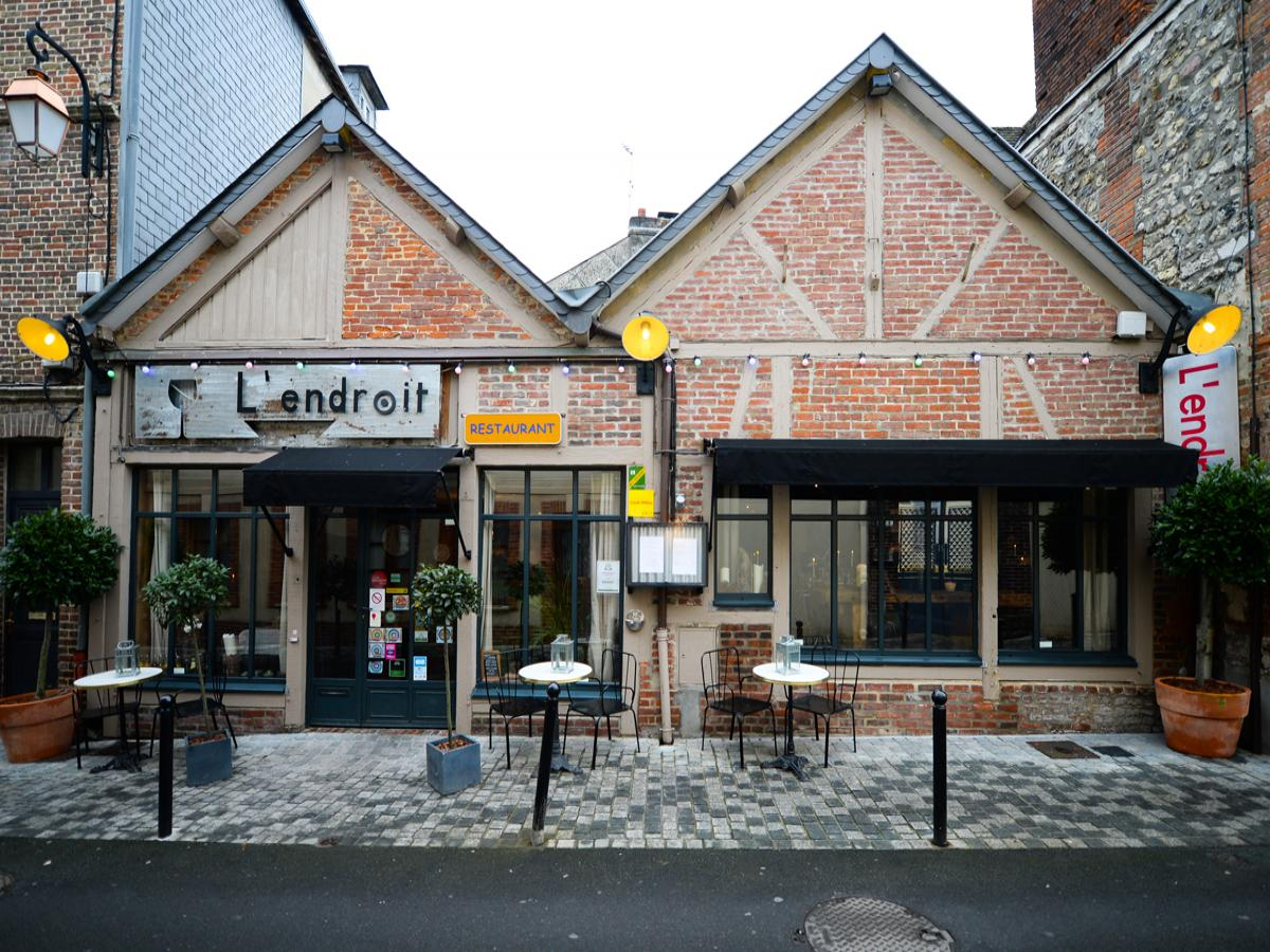 Restaurant L'Endroit - RESTAURANT à Honfleur