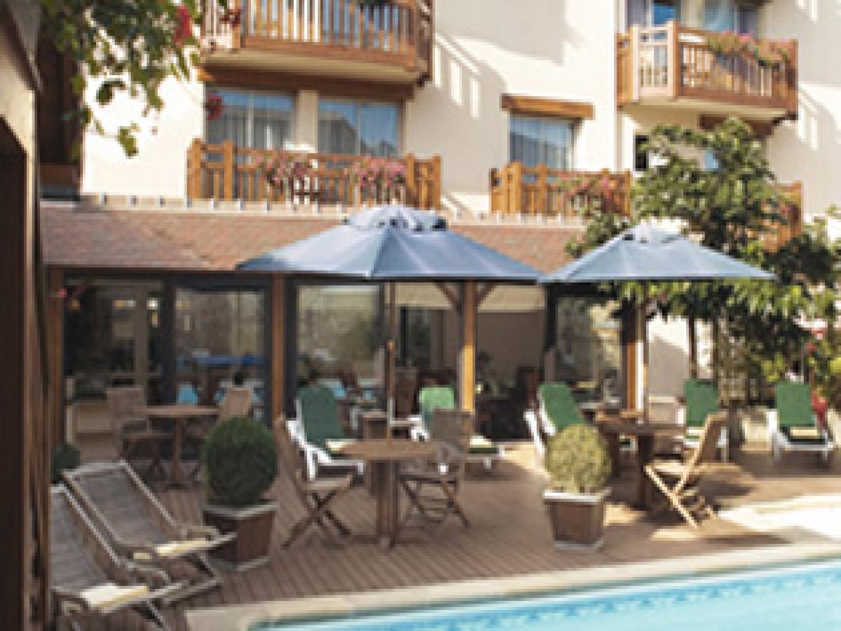Hotel résidence La Loggia - Hotel en Normandie