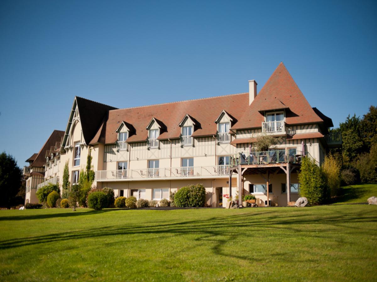 Hotel Le Domaine de Villers & SPA - Hotel en Normandie