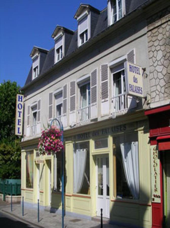 Hotel des Falaises - Hotel en Normandie