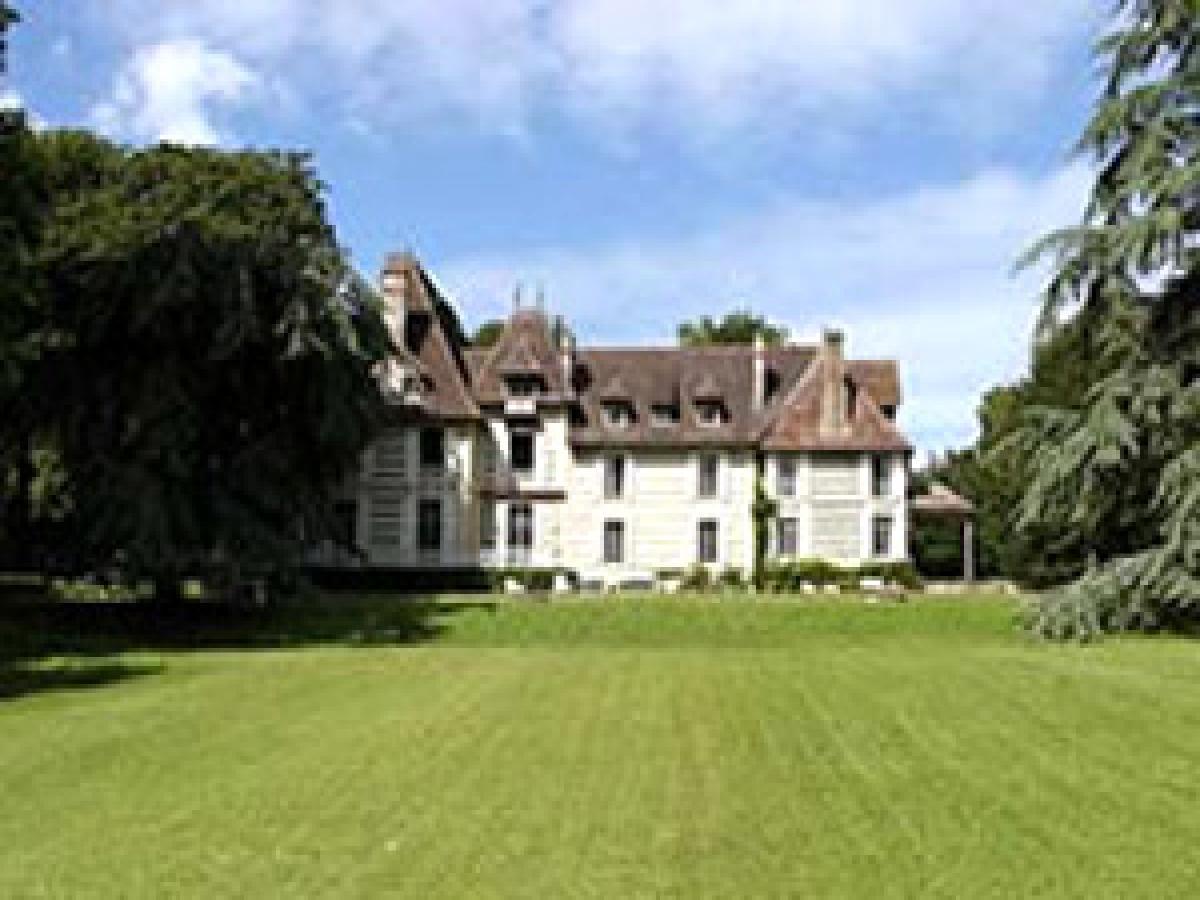 Chateau de Tout La Ville - Hotel en Normandie