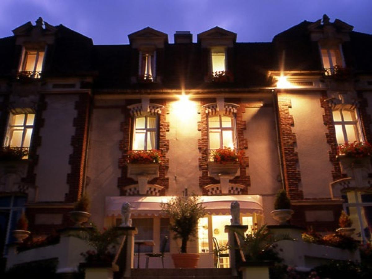 Hotel de la Plage - Hotel de charme en Normandie