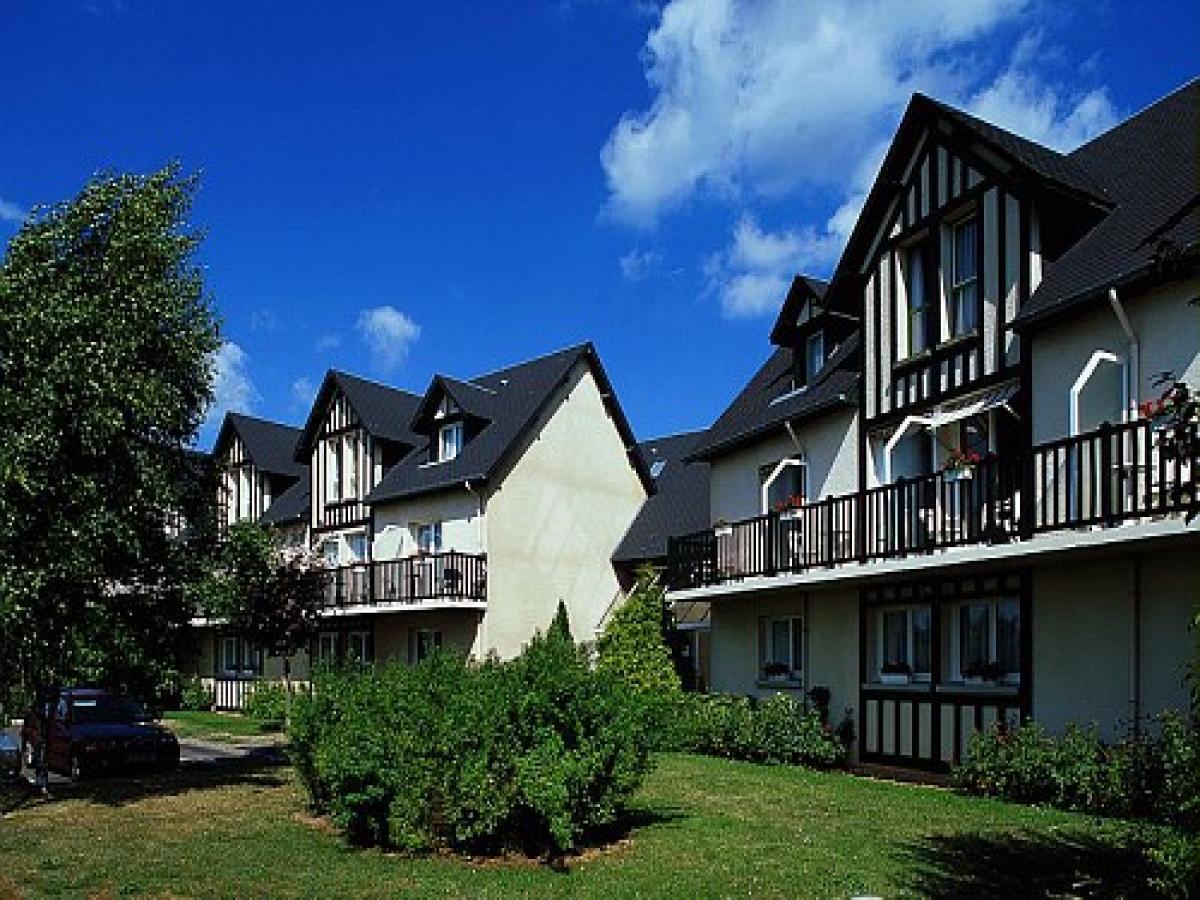 Hotel Mercure Cabourg Hippodrome - Hotel en Normandie
