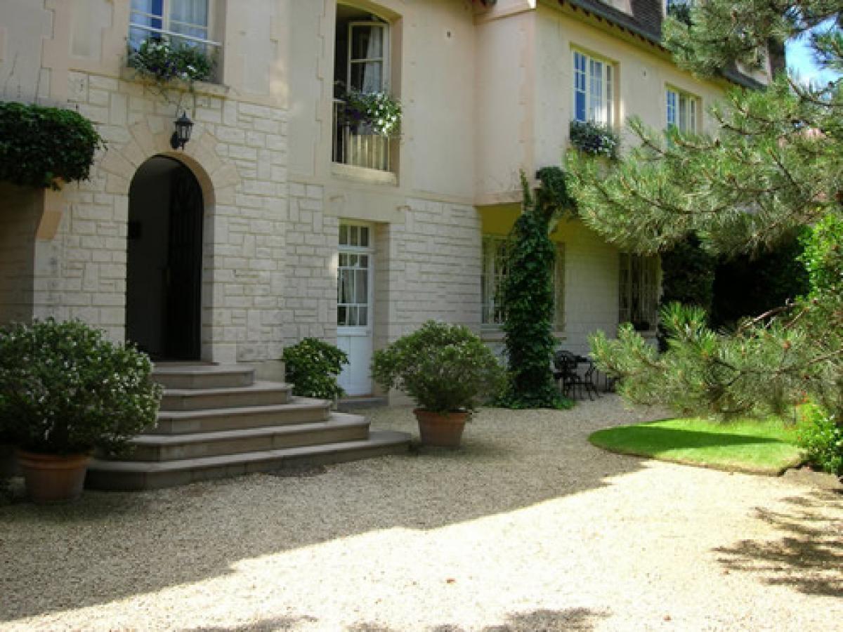 Hotel Le Castel Fleuri - Hotel en Normandie