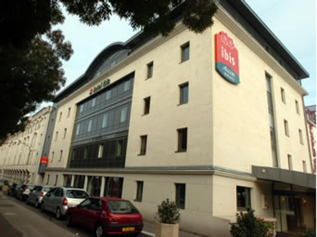 Hotel Ibis Rouen Champ de Mars - Hotel en Normandie