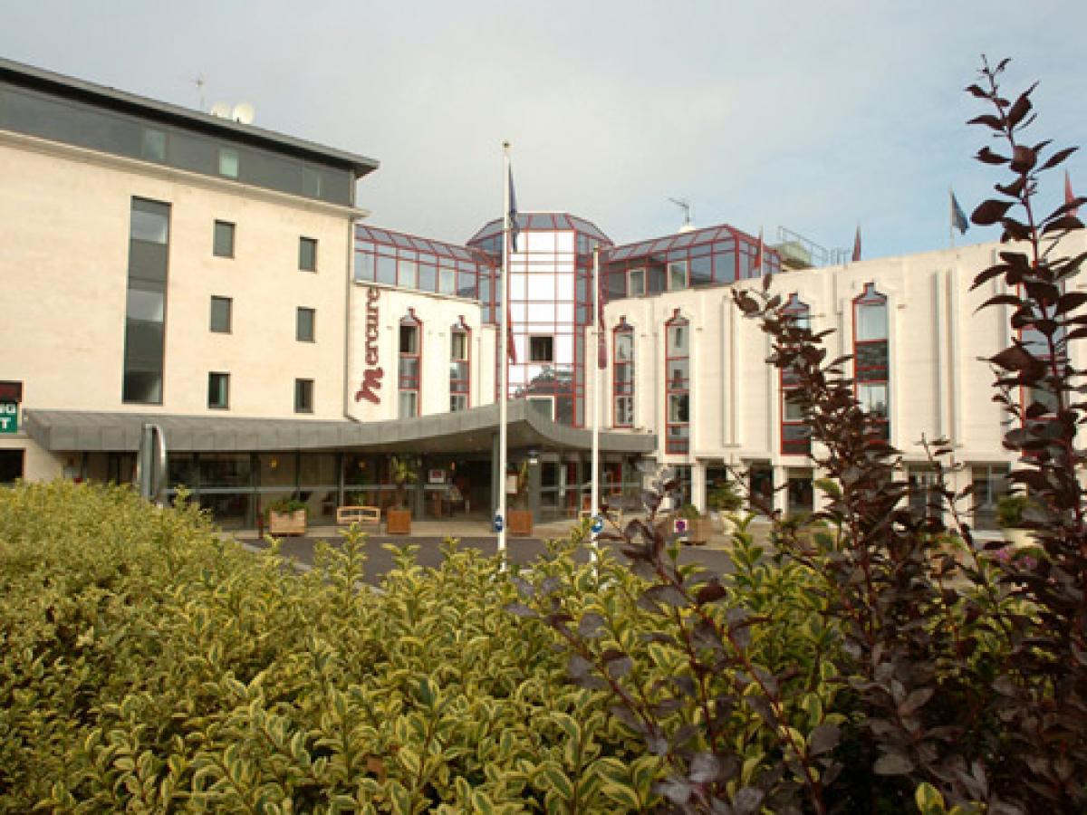 Hotel Mercure Rouen Champ de Mars - Hotel en Normandie