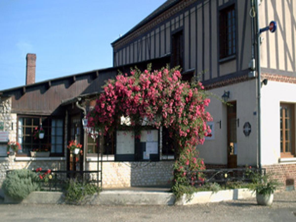 Hotel le Relais de La Lieure - Hotel en Normandie