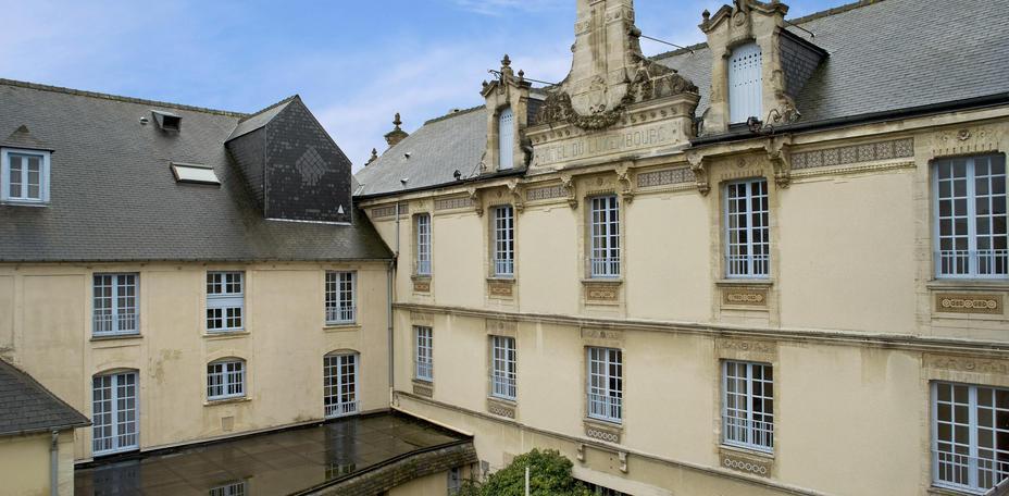 le Grand Hôtel du Luxembourg - Hotel en Normandie