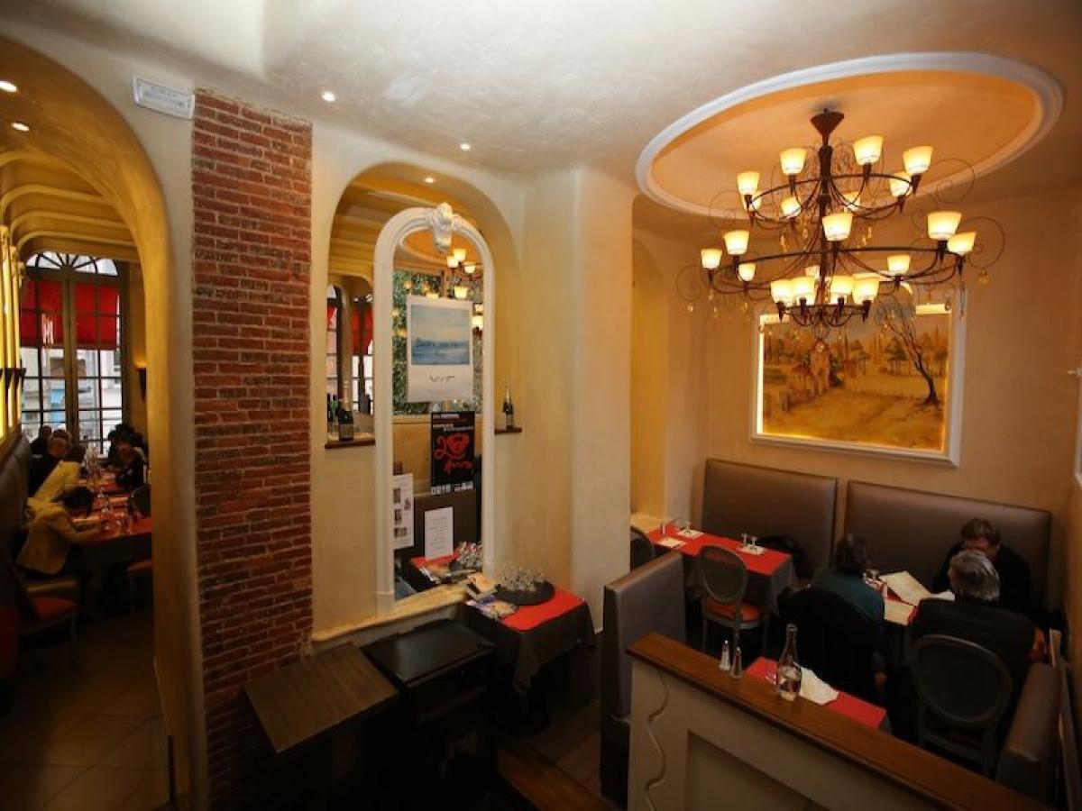 Restaurant italien Ilparasole - RESTAURANT en Normandie