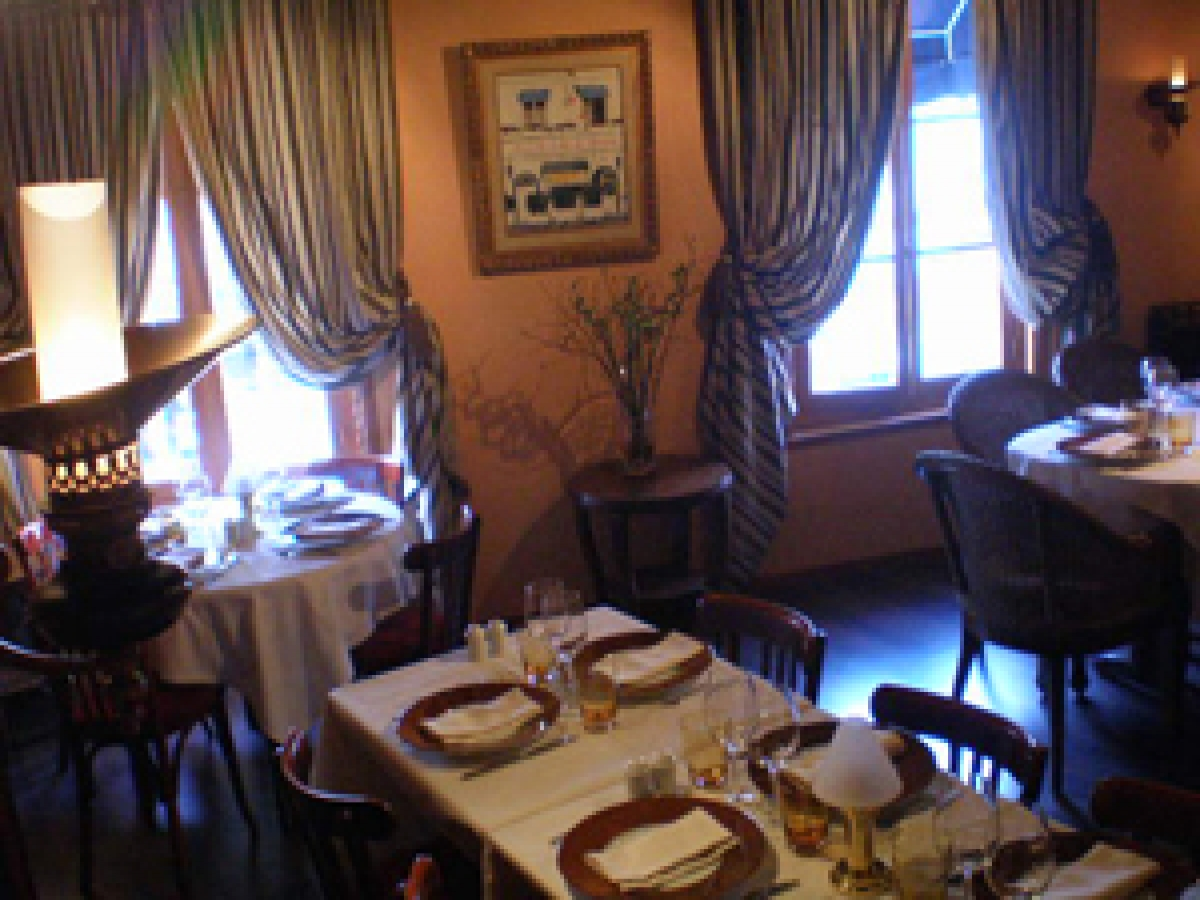 Restaurant Augusto - RESTAURANT à Honfleur
