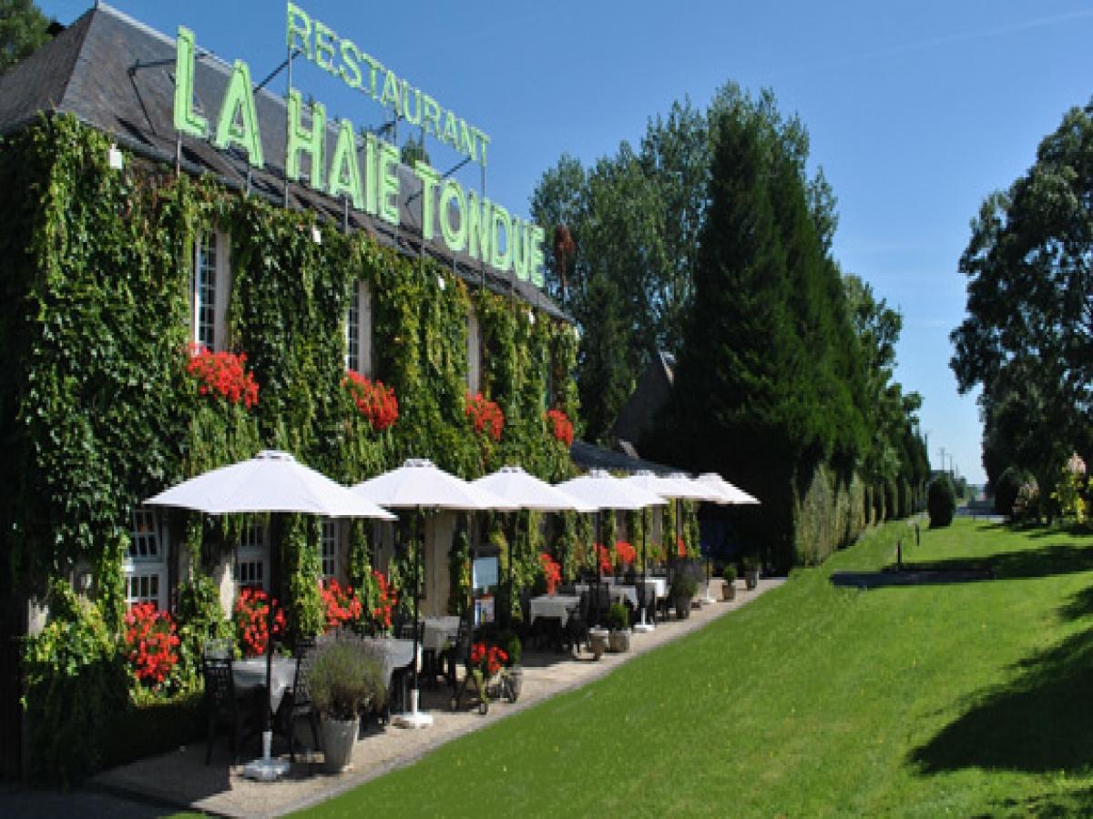 Restaurant La Haie Tondue - RESTAURANT à Deauville Trouville en Normandie