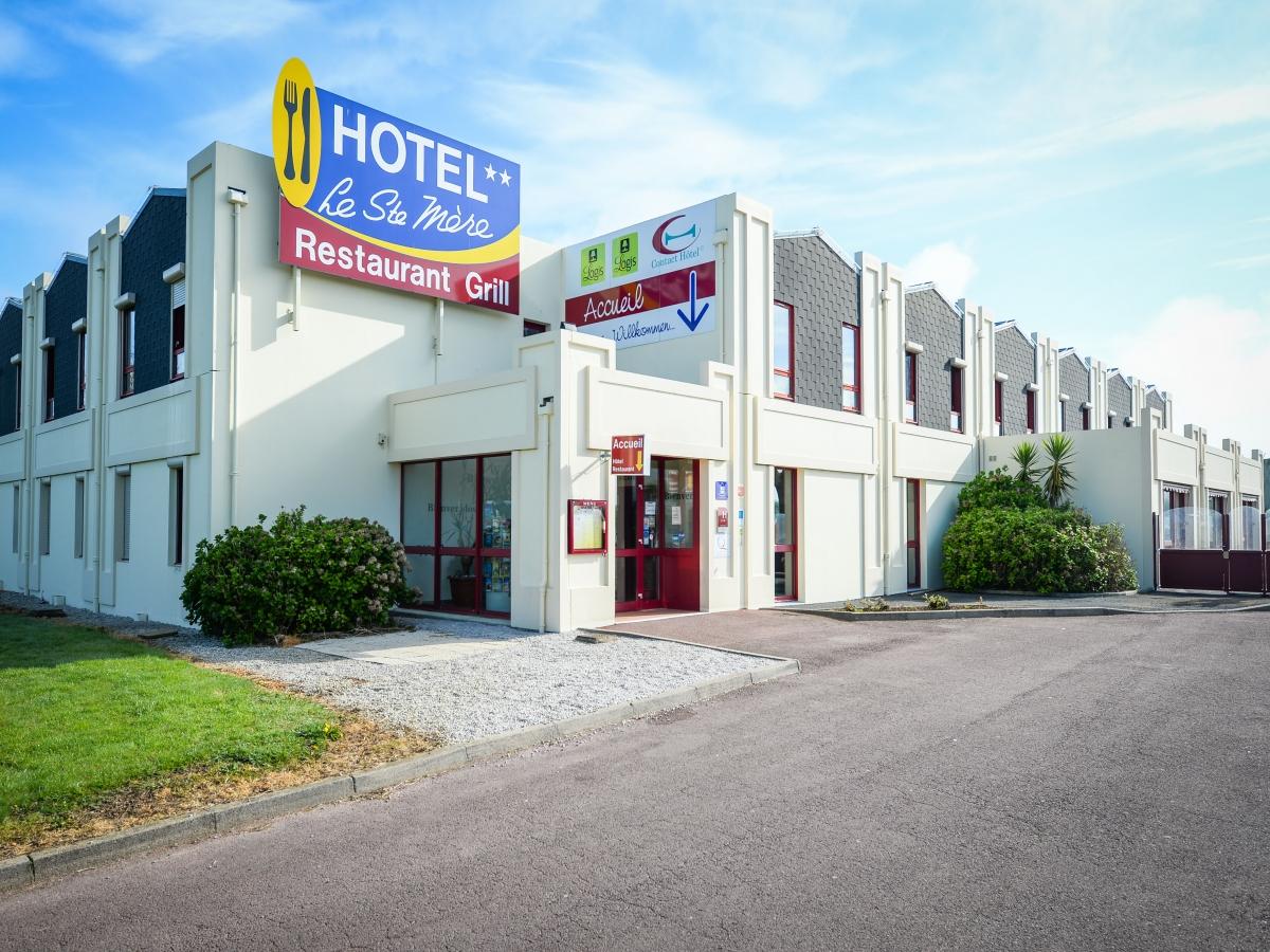 Hotel Sainte Mère - Hotel en Normandie