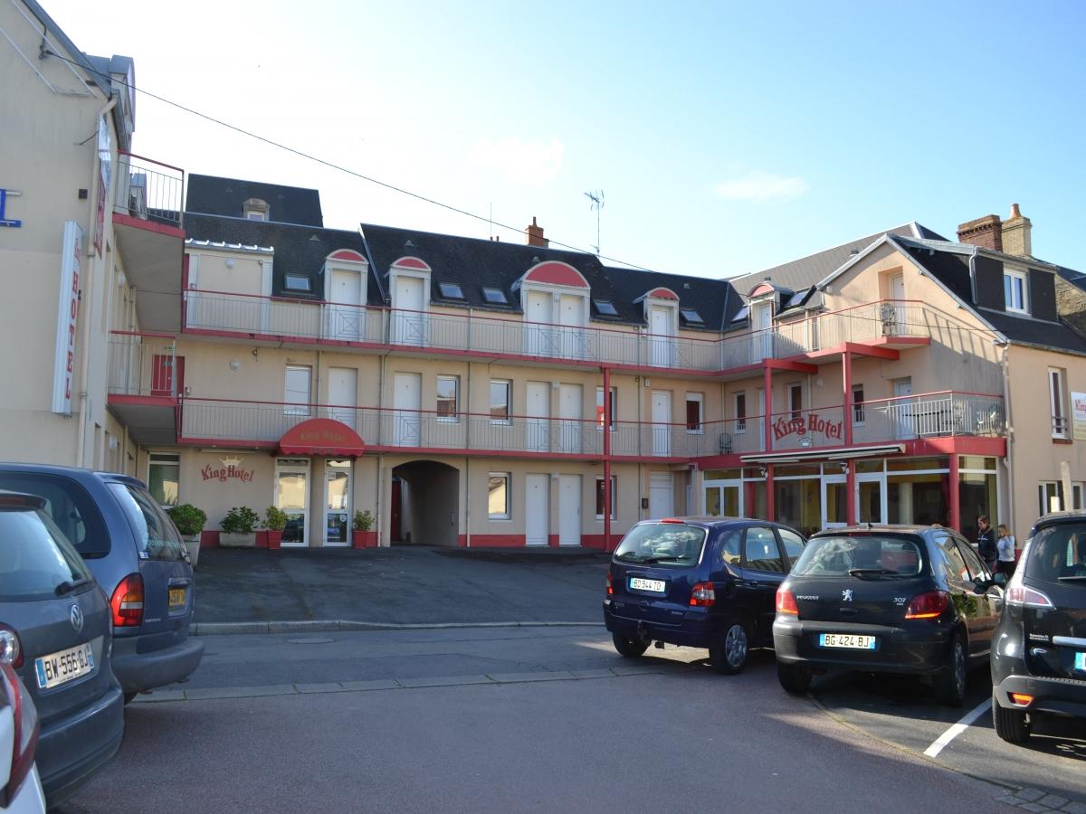 Hotel Le King Hotel - Hotel à Bayeux