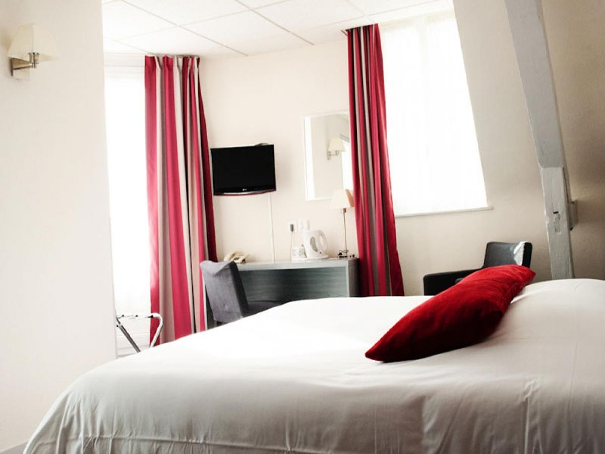 Hôtel Le Carmin - HOTELS Le Havre en Normandie